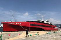 JR九州高速船「QUEEN BEETLE(クイーンビートル)」内覧会レポート|特集